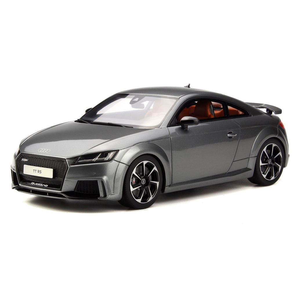 GT Spirit 1/18 Audi TT RS 2016 Metallic Grey GT152