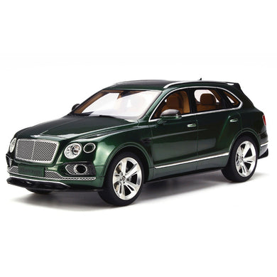 GT Spirit 1/18 Bentley Bentayga With Sport Package SUV Verdant Green GT133