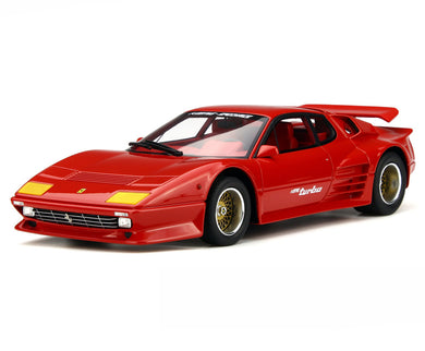 GT Spirit 1/18 Ferrari 512 BBi Turbo Koenig Turbo Red GT165