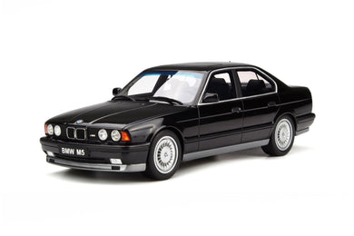 OTTO 1/18 BMW E34 M5 Phase I 1989 Black OT690