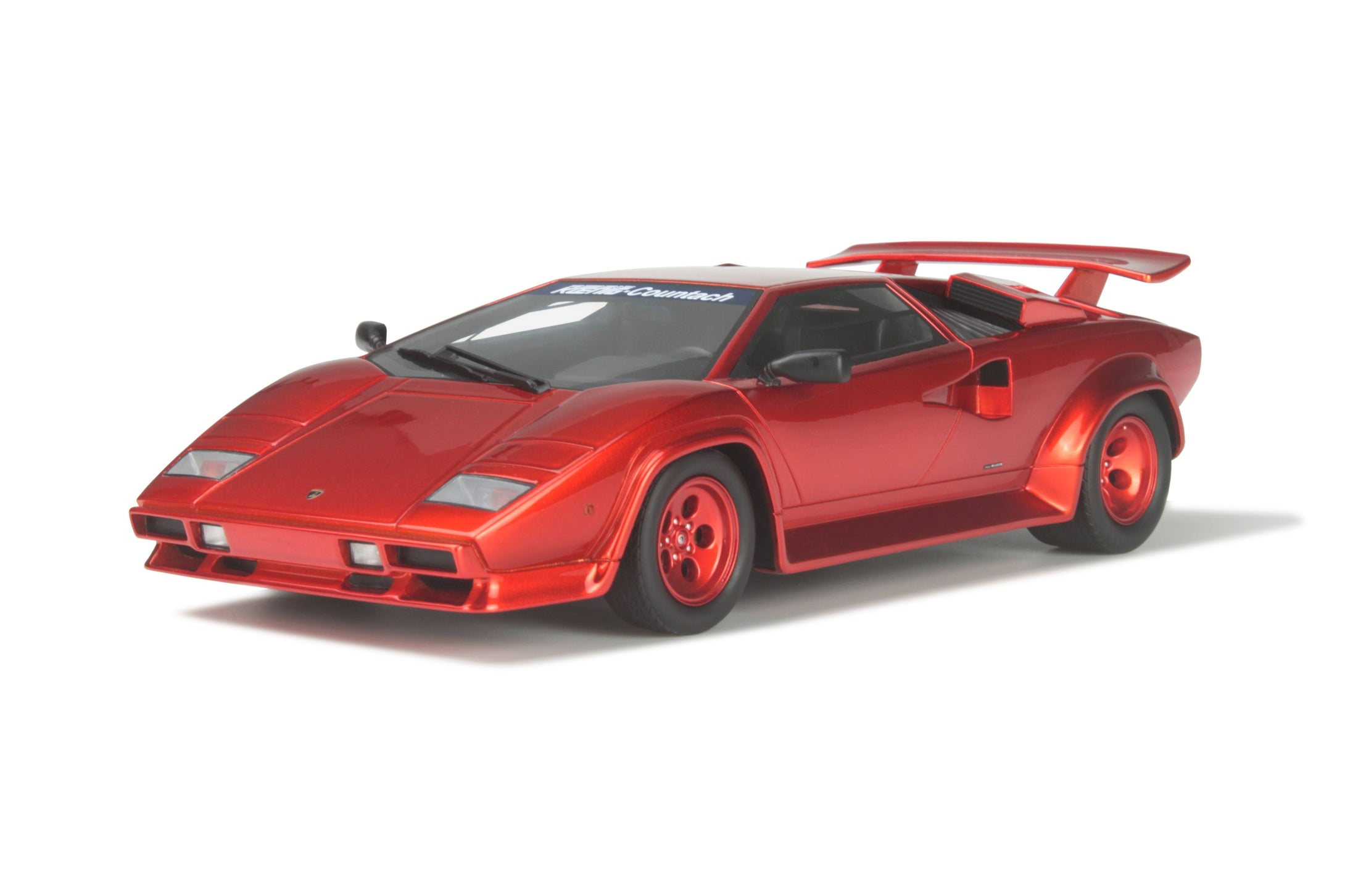 GT Spirit 1/18 Lamborghini KOENIG COUNTACH SPECIALS Red GT134