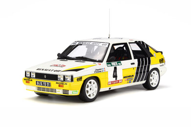 OTTO 1/18 Renault R11 Turbo #4 Portugal Rally 1984 OT692