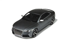 GT Spirit 1/18 Audi RS5 Coupe Daytona Grey GT712