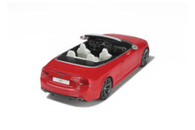 GT Spirit 1/18 AUDI RS5 CONVERTIBLE RED GT724
