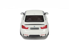 GT Spirit 1/18 BMW 435i M Performance White GT710