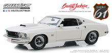 Highway 61 1:18 Barrett-Jackson Scottsdale 2018 - 1969 Ford Mustang BOSS 429 (Lot #1410) HWY-18018