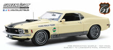 Highway 61 1:18 1970 Ford Mustang Mach 1 - Competition Limited Team - SCCA Manufacturer s Road Rally Championship HWY-18019