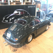 Schuco 1/18 Porsche 356A Carrera Coupe Black 450030900