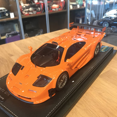 Peako 1/18 1997 McLaren F1 GTR Orange 1805OR