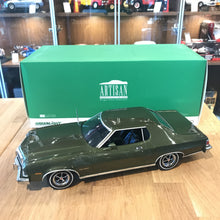GreenLight 1/18 1976 Ford Gran Torino Green 19018
