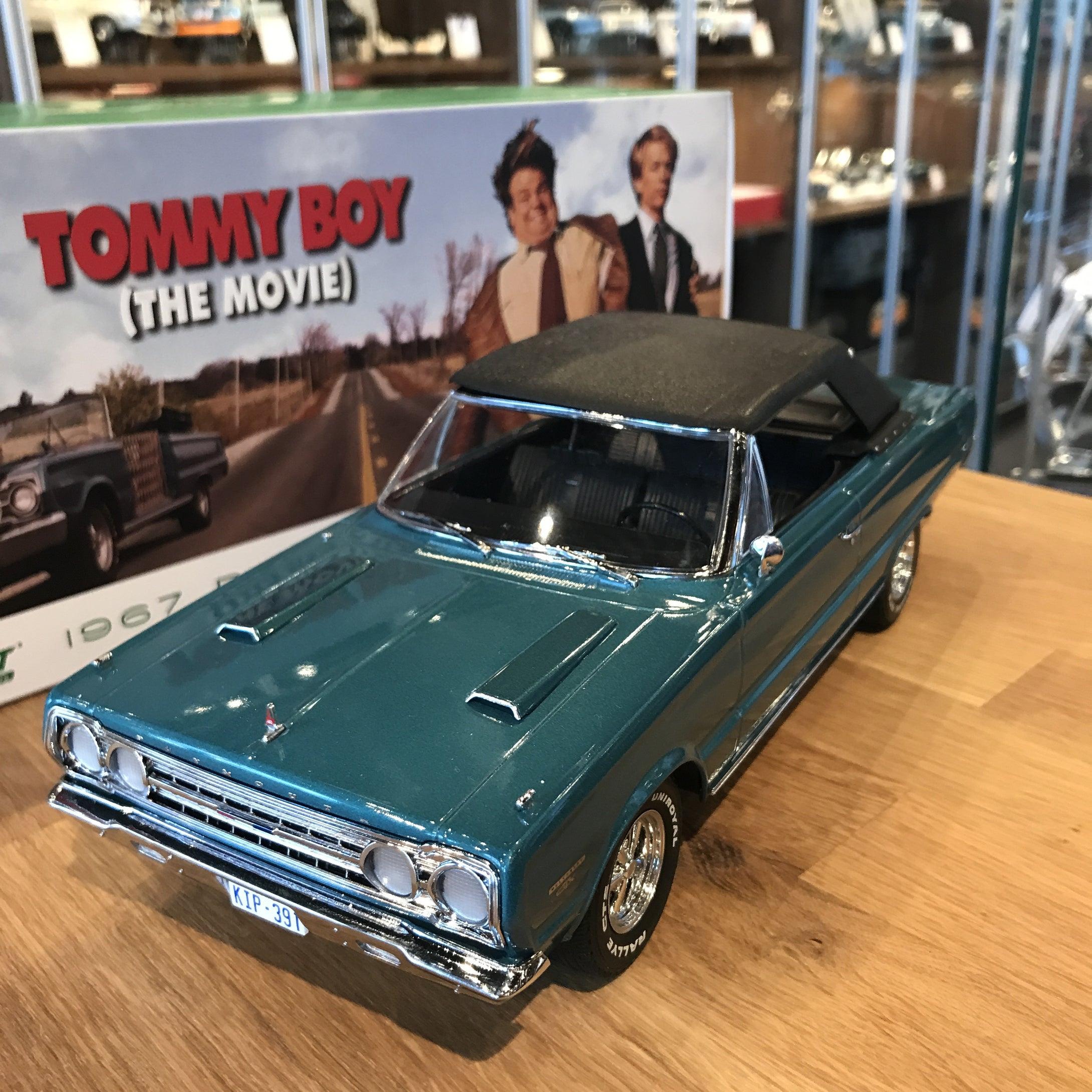 Tommy Boy Car Door