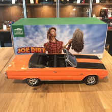 "GreenLight 1/18 1967 Plymouth Belvedere GTX ""Joe Dirt"" Movie Orange 19006"
