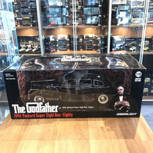 "GreenLight 1/18 1941 ""The Godfather"" Packard Super Eight One Eighty Black 12948"