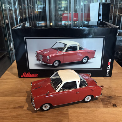 Schuco 1/18 Goggomobil Coupe TS250 Red 450008200