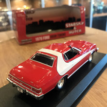 "GreenLight 1/43 ""Starsky And Hutch"" 1976 Ford Gran Torino Red 86442"