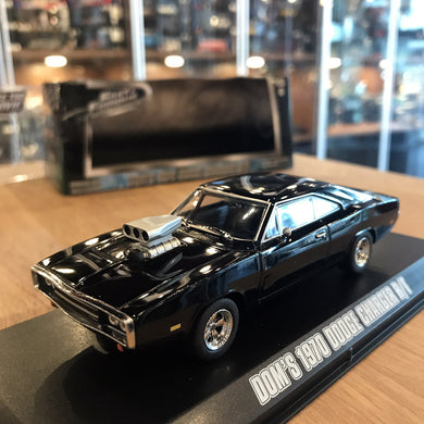 GreenLight 1/43 1970 Dodge Charger Fast and Furious Movie 86201