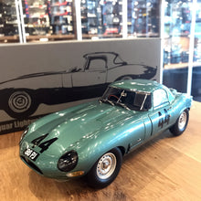Paragon 1/18 Jaguar E-Type Lightweight #44 Atkins PA-98331