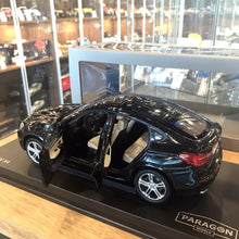 Paragon 1/18 BMW X4 Black PA-97094