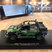 "Schuco 1/43 Mercedes-Benz ML320 1997 ""Dino Park I"" 450898700"