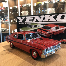 GreenLight 1/18 Yenko Deuce 1970 Chevy Nova Red 18830