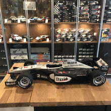 MINICHAMPS 1/8 MCLAREN  MP4/14 TEAM MCLAREN 1999 #2 David Coulthard 080990002
