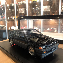 AUTOART 1/18 HONDA BALLADE SPORTS CR-X SI BLACK 73261