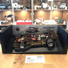 MINICHAMPS 1/18 LOTUS #31 FORD 79 HECTOR REBAQUE 1979 100790031