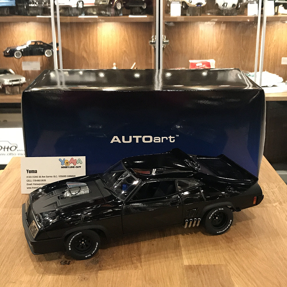 AUTOart 1/18 FORD XB FALCON TUNED VERSION