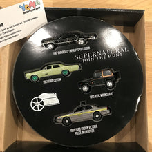GreenLight 1/64 Hollywood Film Reels Series 5 Supernatural 4pc Set Green Machine 59050-A