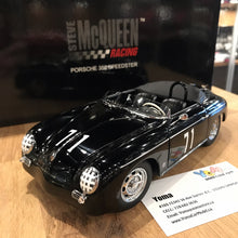 AUTOART 1/18 PORSCHE SPEEDSTER #71 STEVE MCQUEEN VERSION BLACK 77866