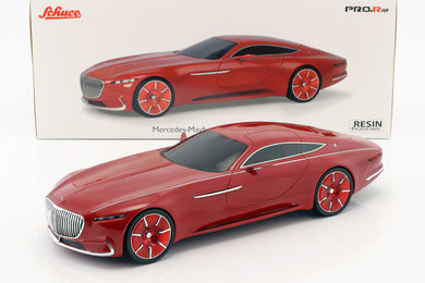 Schuco 1/18 Mercedes-Maybach Vision 6 Coupe red 450006700