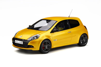OTTO 1:18 Renault Clio 3 RS Ph.2 Sport Cup Yellow OT350