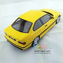 OTTO 1/18 BMW M3 E36 Yellow OT666
