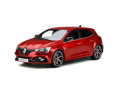 OTTO 1/18 Renault Megane R.S. Trophy Rouge Flamme 2018 OT751