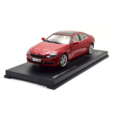 Paragon 1/18 BMW 650i Gran Coupe F06 Red PA-97033