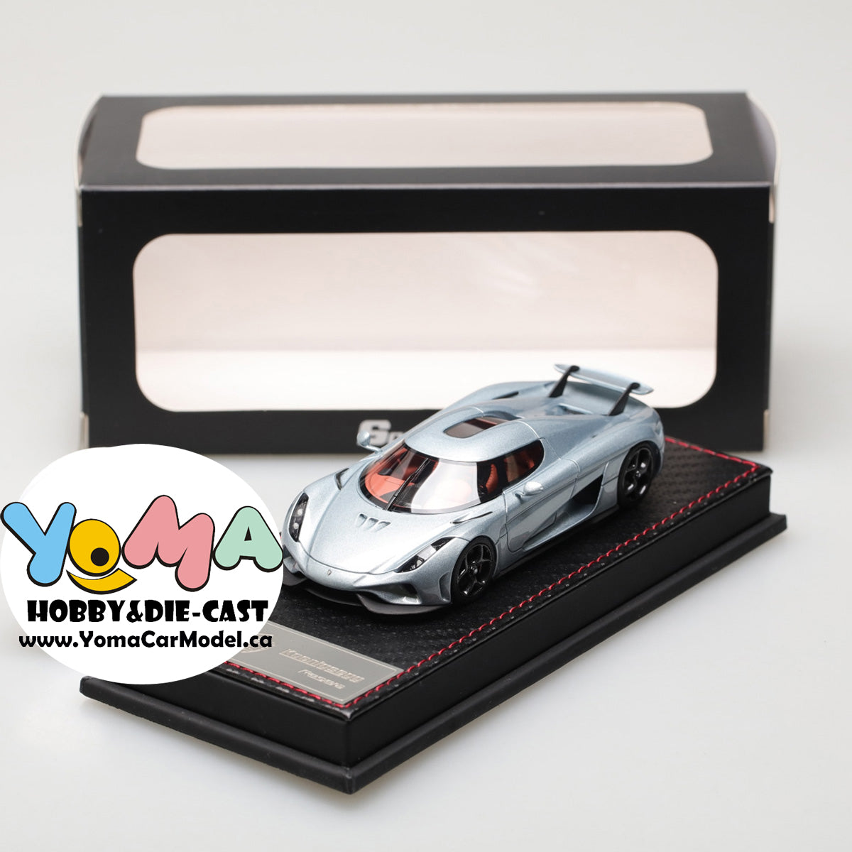 Frontiart SophiArt 1/43 Koenigsegg Regera Horizon blue Resin Model Car SA001-76