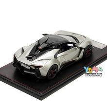 Frontiart SophiArt 1/18 W Motors Fenyr Supersport after Lykan Silver SA003-01