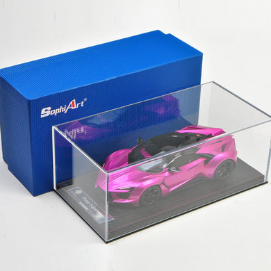 Frontiart SophiArt 1/18 W Motor Fenyr Supersport after Lykan Pink SA003-67