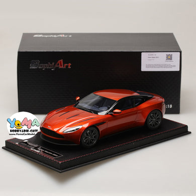 Frontiart SophiArt 1/18 Aston Martin DB11 Orange SA005-12