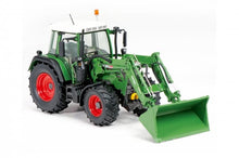 Schuco 1/32 Fendt 313 Vario with front loader Tractor 450771200