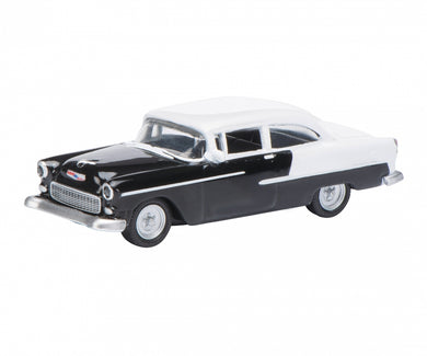 Schuco 1/87 Chevrolet Bel Air black/white 452631400