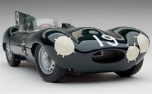 EXOTO XS 1/18 1955 Jaguar D-Type #19 Short Nose Winner 1955 Sebring 12 Hours RLG89001