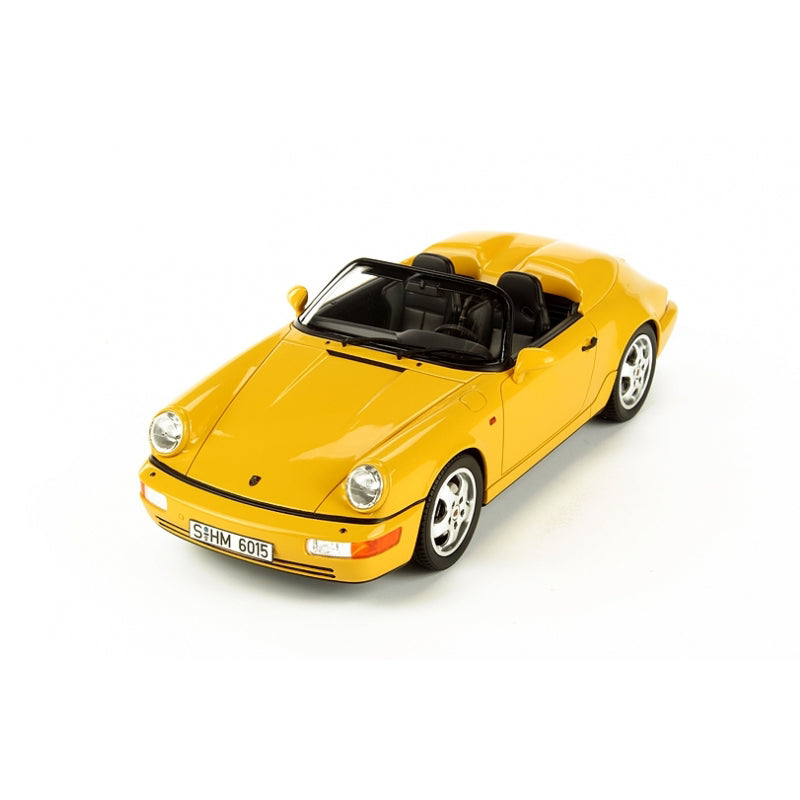 GT Spirit 1/18 Porsche 911 Type 964 Speedster 1993 Yellow GT008CS