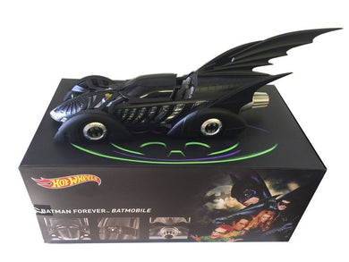 Hot Wheels 1/18 1995 BATMAN FOREVER BATMOBILE BLY43
