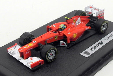 Hot Wheels 1/43 Ferrari F2012 Felipe Massa #6 X5523