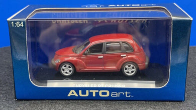 AUTOart 1/64 CHRYSLER PT CRUISER 2001 (RED) 20062