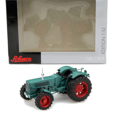 Schuco 1/32 Hanomag Robust 900 turquoise Tractor 450780000