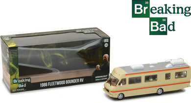 GreenLight 1/43 Breaking Bad (2008-13 TV Series) - 1986 Fleetwood Bounder RV 86500