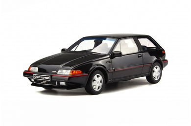 OTTO 1/18 Volvo 480 Turbo 1989 Black OT740
