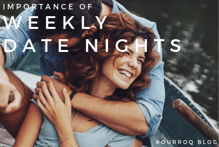 The Importance of Weekly Date Nights